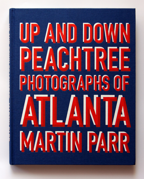 The cover of Martin Parr's book says what it says.