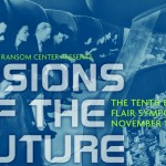 "FUTURAMA: ""Visions of the Future"" at the Ransom Center"