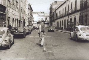 The Collector, Mexico City 1991-2006, Francis Alys in collaboration with Felipe Sanabria
