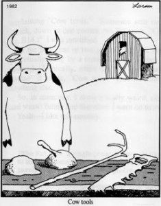 Cow Tools.