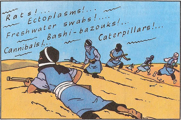 Herge, Crab with The Golden Claws