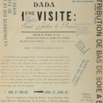 Andre Breton and Tristan Tzara, Excursions & Visites Dada / Premiere Visite, 1921, Paris