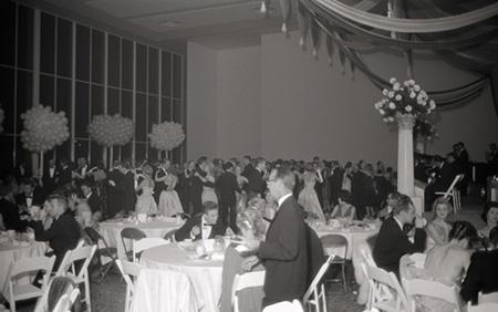 The MFAH's Grand Gala 1960