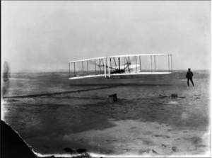 wright brothers fisch 2nd try