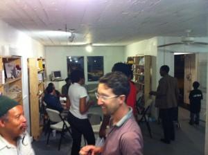 John Pluecker Antena Books at Project Row Houses