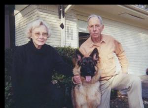 AMSET Benefactors Dr. Lulu Smith and Dr. Wesley Washburn