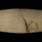 Cyrus Cylinder Rolls in to Houston: Conqueror's Ancient Edict Revered For Fairness, Oldness