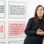 Tuesday Evenings Lecture Series: Jenny Holzer