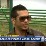 Accused Picasso Vandal Speaks: KPRC Interviews Uriel Landeros in Monterrey, Mexico