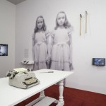 Installation View. Stanley Kubrick, November 2, 2012-June 30, 2013, Los Angeles County Museum of Art. (Photo  2012 Museum Associates/LACMA)