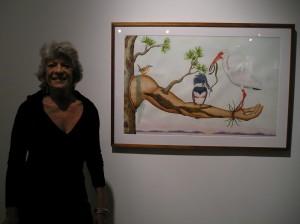 "Liza Littlefield in ""Dirty Dozen"" at Blue Star Contemporary Art"