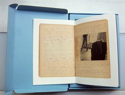 Francesca Woodman&#039;s Notebook,