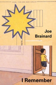 "Joe Brainard, ""I Remember"""
