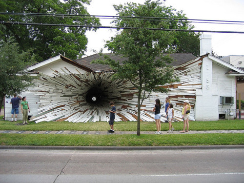 Inversion, 2005, Houston