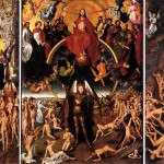 "Hans Memling, ""The Last Judgment,"" 1467-71"