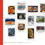 New Stamp Collection Commemorates 1913 Armory Show, Includes Murphy's Razor From DMA