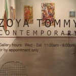 Zoya Tommy Tries Out Old Peel Space in 4411 Montrose Art Hive