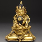 """Noble Change: Tantric Art of the High Himalaya"" at the Crow Collection"