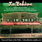 Art Hotel Collective: La Boheme