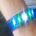 Courtney Kilgard LED Bracelet
