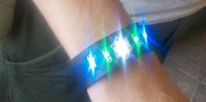 Courtney Kilgard LED Bracelet