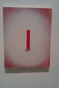 Sigrid Sandström at Inman Gallery