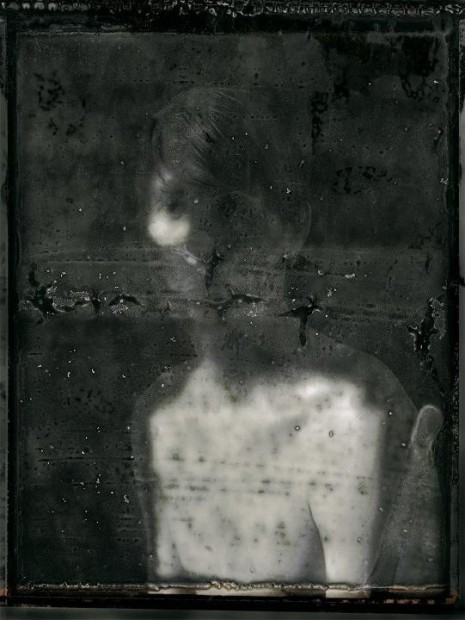 Galina Kurlat Untitled Portrait