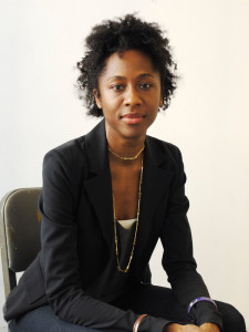 Naomi Beckwith, photo by Paul Mpagi Sepuya