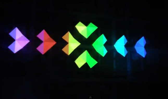 Projection Mapping Eric Calderon
