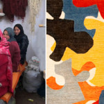 ARZU: Iconic Modern Architects and Rural Afghan Weavers Making Rugs Together