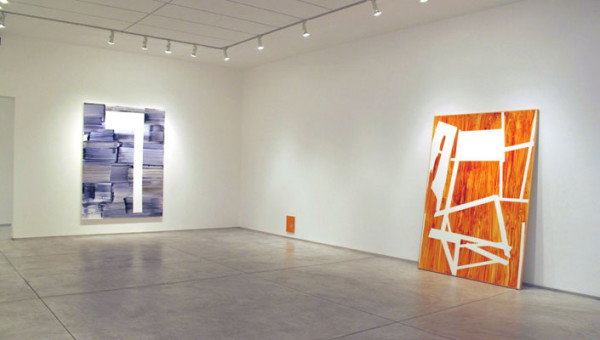 Installation view, 2012, courtesy Inman Gallery