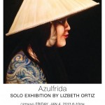 Azulfrida:  Solo Exhibition for Lizbeth Ortiz
