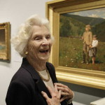 Ruth Carter Stevenson, Art Patron and Amon Carter Museum Founder, 1923-2013