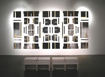 Chris Sauter, Museum, 2005 at Diverseworks Artspace