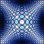 Optical Spaces: The Art of Victor Vasarely