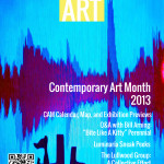 Art Magazine [San Antonio] Adds Paper and Ink Edition for Contemporary Arts Month