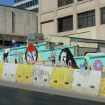 New 8th st. Mural In Austin Features Famous Women