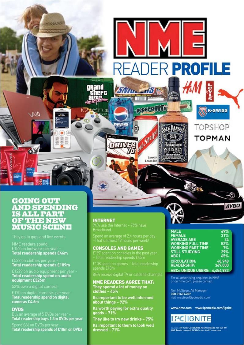 magazine reader