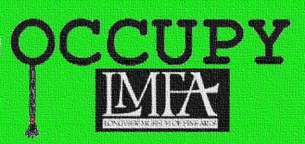 occupy lmfa logo