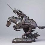 Violent Motion: Frederic Remingtons Artistry in Bronze