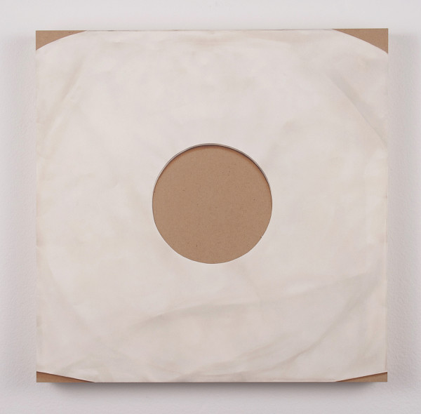 White Inner Sleeve