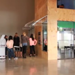 Diffuse Reflection Lab at UT's Visual Arts Center (Video!)