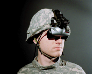 Lisa Barnard, Head Gear. Used By Soldier Receiving Treatment For PTSD, 2008