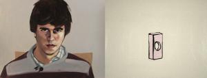 Joey Fauerso, Nick Reading Nouns #4, 2013, Single channel video