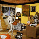 Richard Hamilton had it pegged back in 1965!