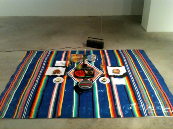 IRL (In Real Life): Day 11: Picnic in the Gallery