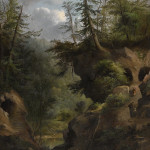 Robert Seldon Duncanson (1821–1872) The Caves, 1869 Oil on canvas Amon Carter Museum of American Art, Fort Worth