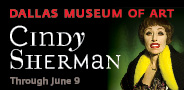 DMA Cindy Sherman 4/15-5/5 + 5/13-6/2