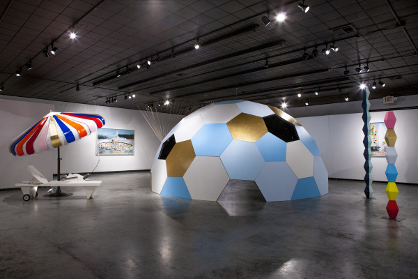 """Last Resort"" Installation view"
