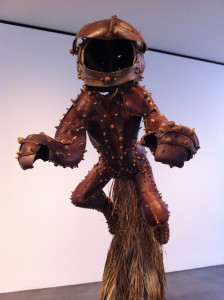 Tim Hawkinson at Pace Gallery